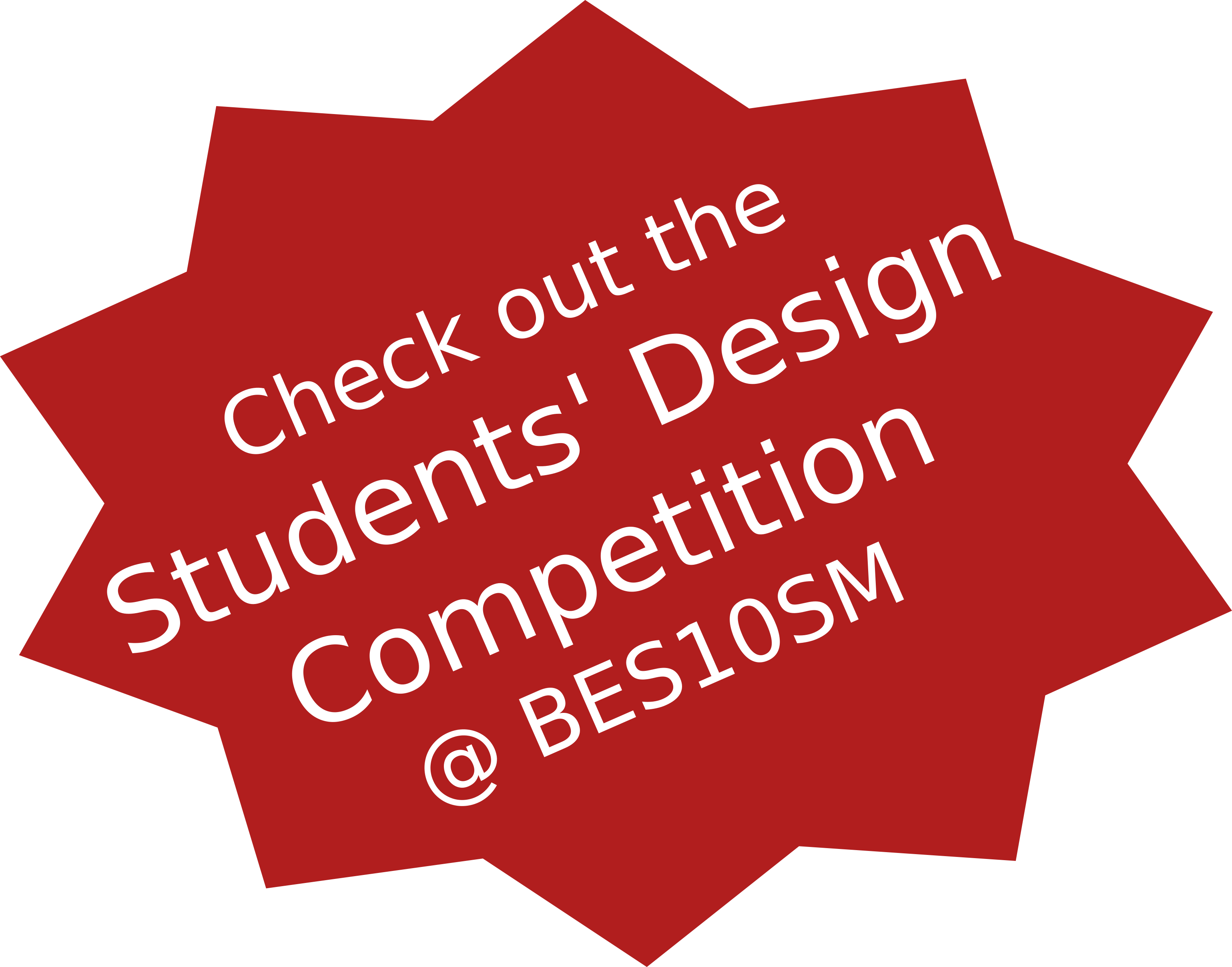 Poster design contest 2016 -  May 14th 2016 Bes10sm Conference